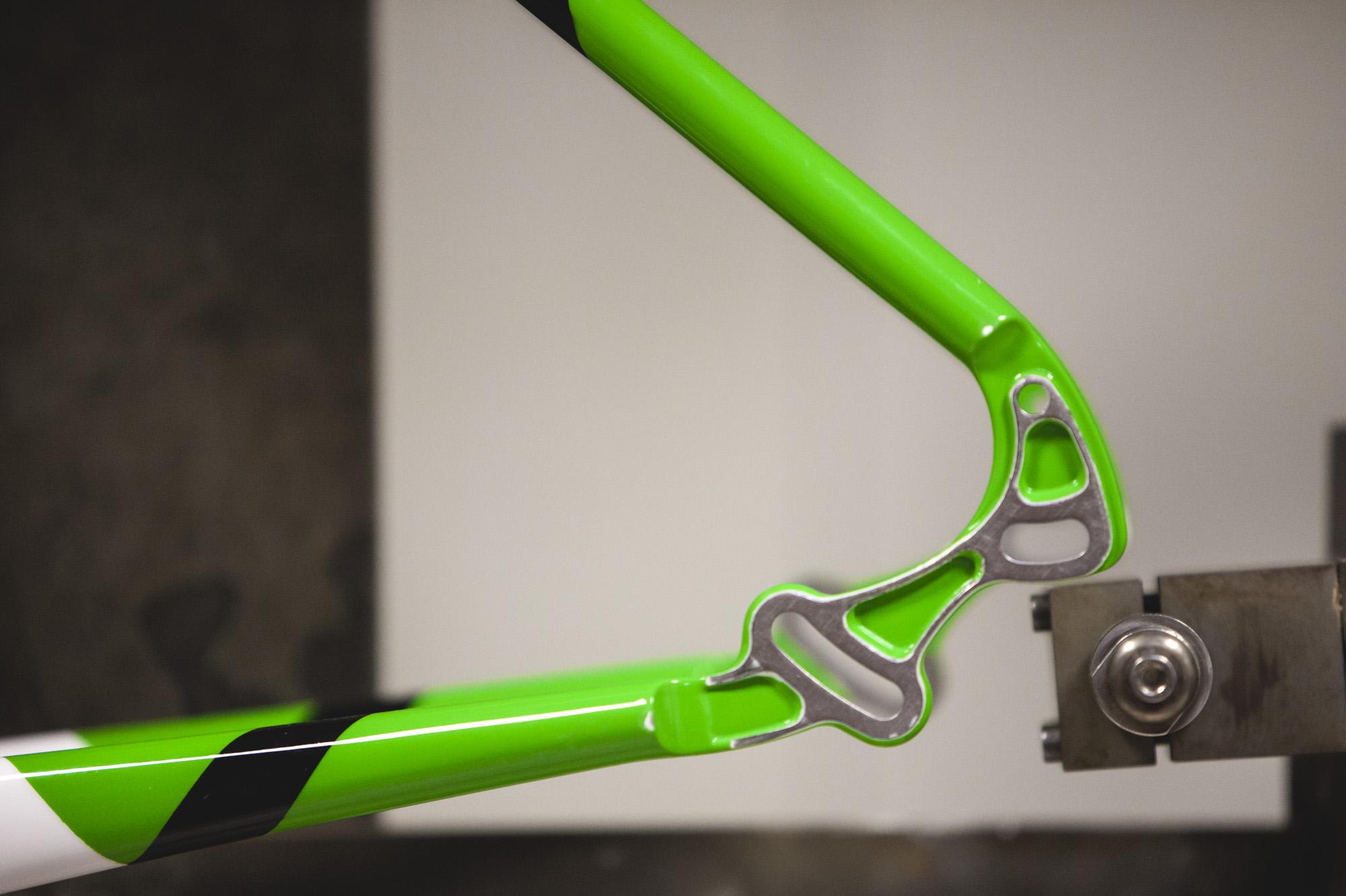 Interview: Zino Cicli, framebuilder in Turin - Evanoui