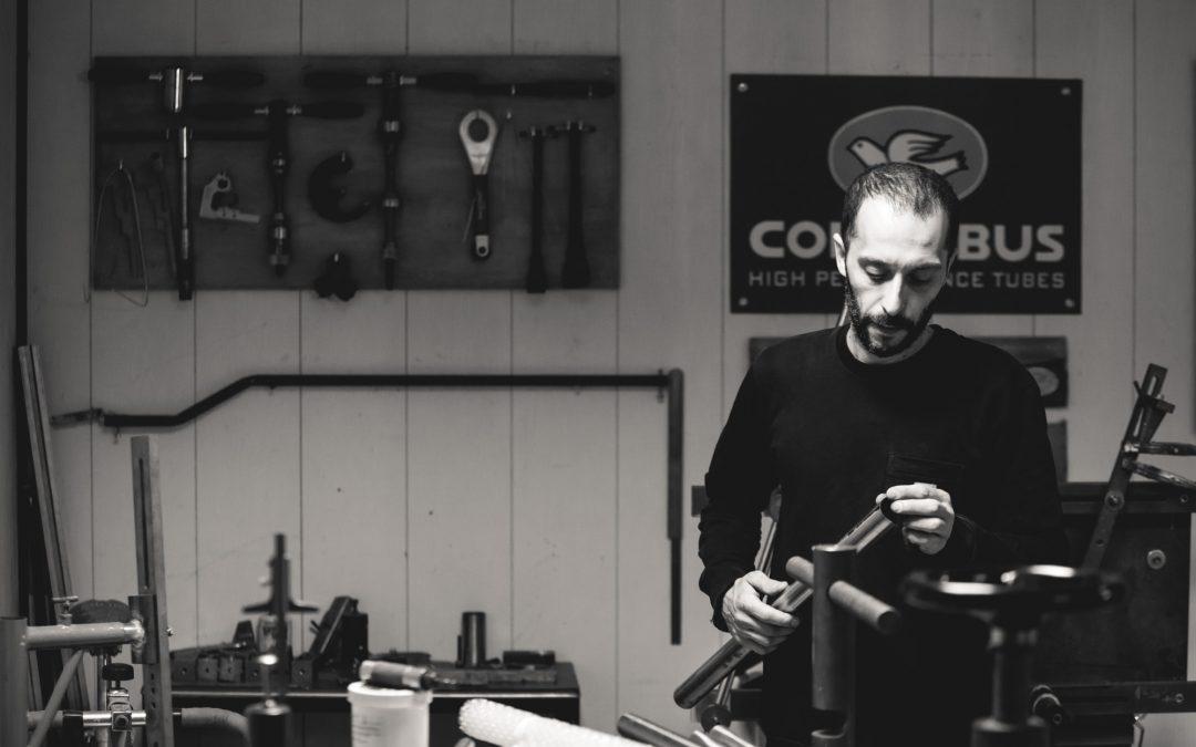 Entretien avec Zino Cicli, cadreur artisanal à Turin