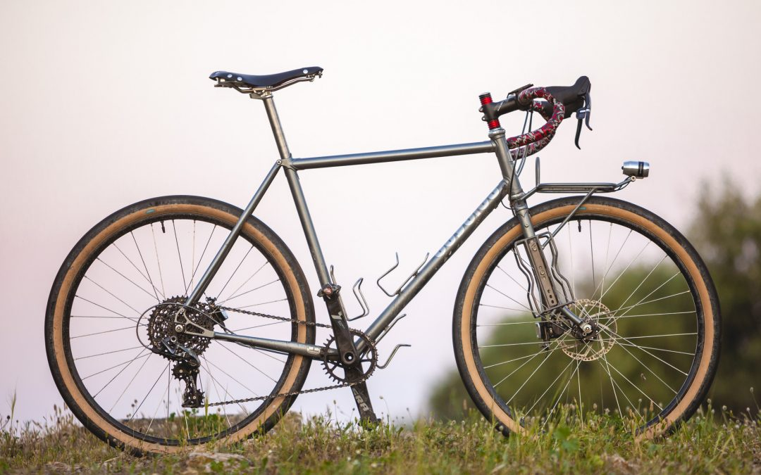 Framebuilder: Christian Kirn, C-Cycles