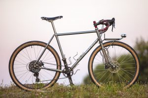 C-Cyles Adventurer -Handmade Steel bicycle